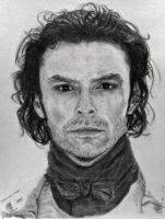 Aidan Turner as Poldark #2 by shuckaby
