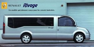 Renault Rivage by Bispro