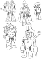 robit musters by Chloemew4ever