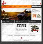 Jiffy Lube Redesign - V1 by omd