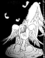 Angel Without Wing by Elodoth