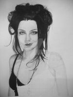 Amy Lee WIP 2 by RTyson