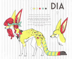 Nil's Contest: Dia by SUGARFRENZY