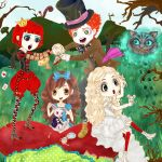 The Mafia in Wonderland by pochysama