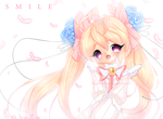 Collab: S M I L E by Mikabunni