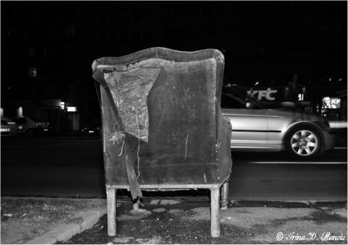 Have a seat... , by IrinaDStanciu