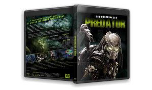 Predator Cover case preview by JamshedTreasurywala