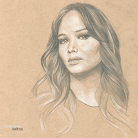 Jennifer Lawrence #Sketchbook by dankershaw