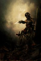 The Mercenary by ChrisRawlins