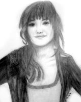 Demi Lovato by s-a-n-i-m
