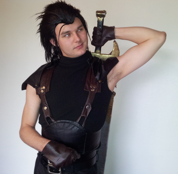 Zack Fair by IDanTheManI