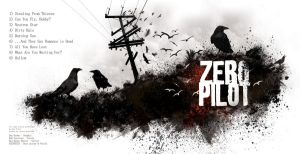 Zero Pilot CD cover design 1 by pripyat1986