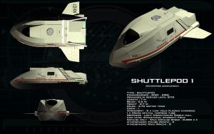 Shuttlepod 1 ortho by unusualsuspex