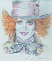 What's the hatter with me... by Godisinvincible