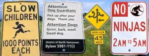 Funny signs signature by evanna11