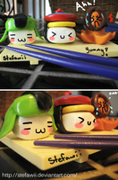 south park sushi by stefawii