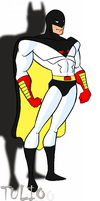 Space Ghost by TULIO19mx