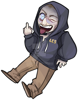 Lucas Chibi by Vindrae