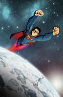Superman by Ryel-Comics