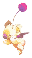 Moogle by cheepers