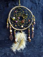 Dream catcher Spirit Of The Forest by MayaSerenitas