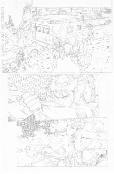 Red Hood and the Outlaws 15 pencils page 04 by timothygreenII