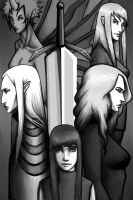 Claymore Cover by whutnot