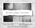 Icon texture set 011 by kiteflier