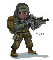ArmA2 Razor team: Coops (WIP) by lazyseal8