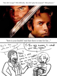MM #3 - Google Translates Count of Monte Cristo by BazzlewithaK