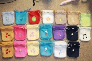 Updated List of Bags for Sale by WhiteDove-Creations