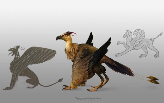 Griffin 2 by JackRover