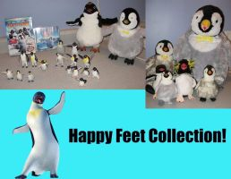Happy Feet Collection Part 1 by LeaveItToVi