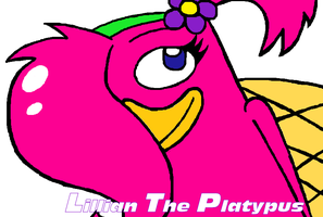 Request: Lillian The Platypus by CARTOONFANATIC3