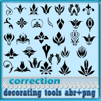 decorating tools 2 by roula33