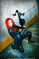 G.I. Joe - Scarlett cosplay 19 by ShadeNinja