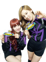 SNSD Taeyeon and Tiffany TaeNy ~PNG~ by JaslynKpopPngs