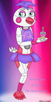 My Take On Funtime Chica by HealerCharm