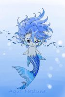 Merboy -Coloured- by Charming-Manatee