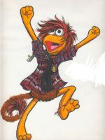 Plaid Fraggle by Plaid-F