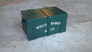 Wells Fargo Strong Box #2 by Craftsman107