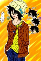 Air Gear - Full Agito by MOVOLLA