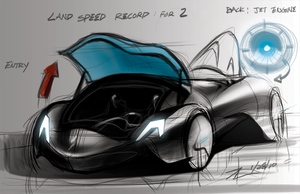 Land Speed Record: for 2 by TonyWcK