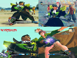 Ultra Street Fighter 4 PC mod Bison reskin by KAIZALID