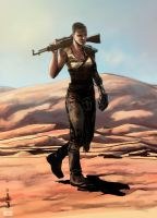 Imperator Furiosa by Paul Moore - Colors by Biram-Ba