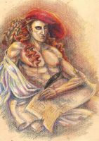 Maedhros-Renaissance by Righon