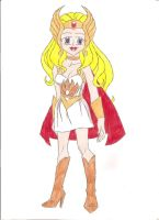 She-Ra - Princess of Power by animequeen20012003