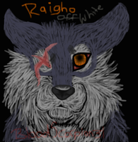 Off-WhiteComic - Raigho by BloodScorpion31