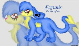 Evil Exrunis2 by Kittlums