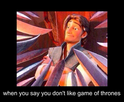 When You Say You Don't Like Game Of Thrones by New-Atlas
